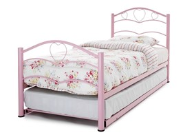 Yasmin Metal Guest Bed