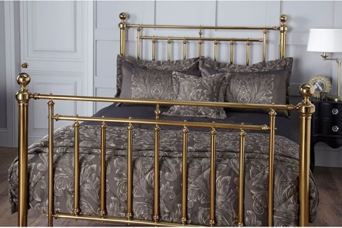 Solomon Metal Bedframe