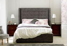 Aquila Fabric Bedframe