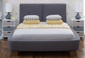 Dione Fabric Bed