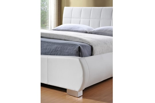 Dorado Leather Bedframe