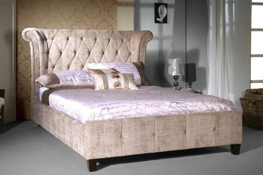Epsilon Fabric Bedframe