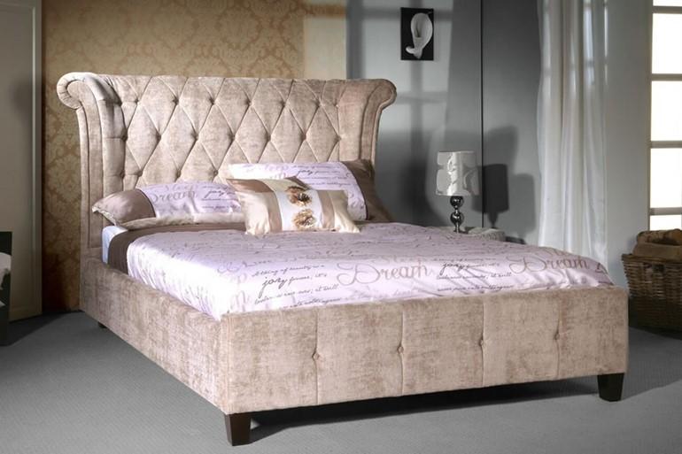 Epsilon Fabric Bedframe