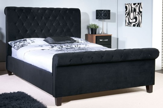 Orbit Fabric Bedframe