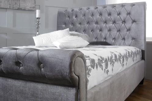 Orbit Fabric Bedframe