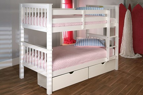 Pavo Wooden Bunk Bed