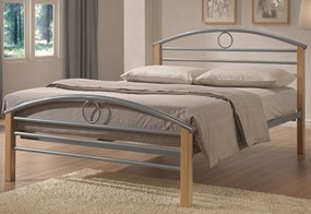 Pegasus Metal & Wood Bedframe