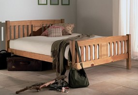 Sedna Wooden Bedframe - 4'0'' Small Double