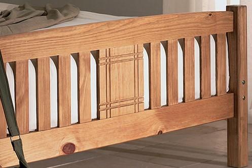 Sedna Wooden Bedframe