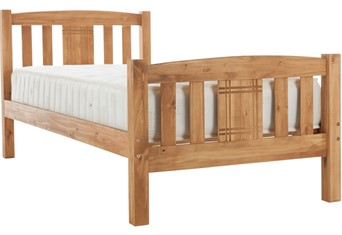 Sedna Wooden Bedframe - 3'0'' Single