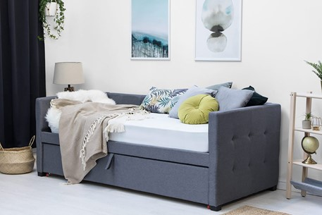 Holyrood Fabric Day Bed