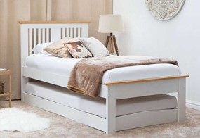 Malpas Wooden Guest Bed