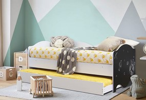 Teddy Wooden Day Bed