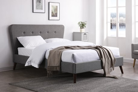 Scandi Fabric Bedframe