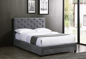 Holst Fabric Storage Bed