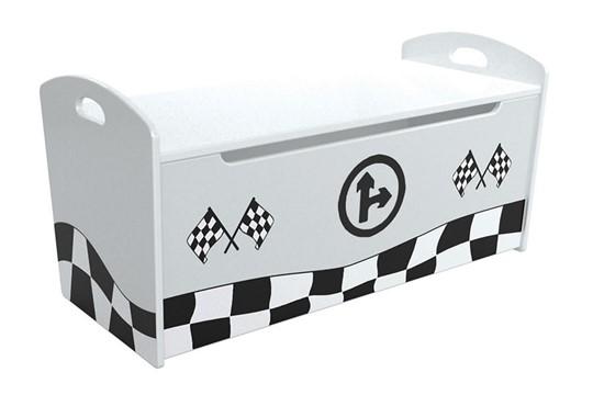 Grand Prix Toy Box