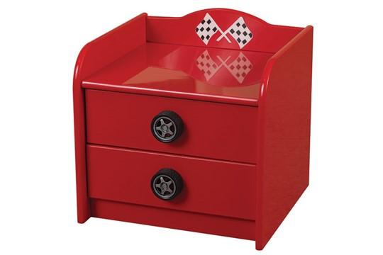 Le Mans Racer Bedside Cabinet