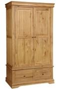 Grayson Oak Combi Wardrobe