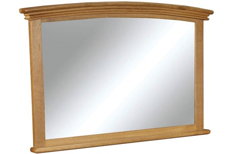 Grayson Oak Wall Mirror