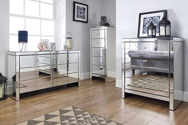 Seville Bedroom Range