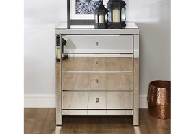 Seville 4 Drawer Chest