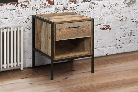 Urban One Drawer Bedside