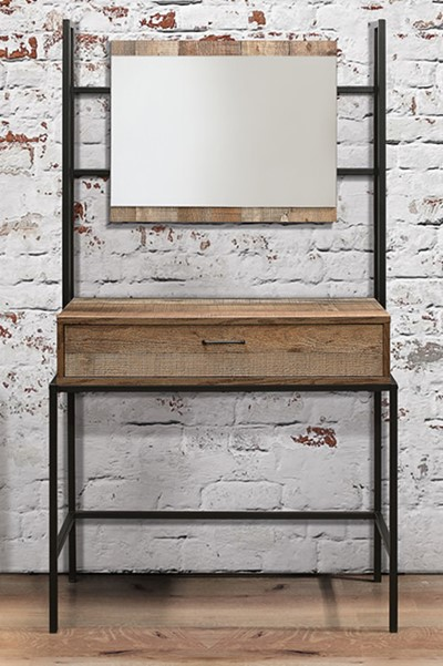 Urban Dressing Table & Mirror