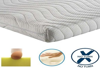 Reflex Foam Mattress - 4'0'' Small Double