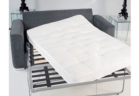 Pocket Sprung Replacement Sofa Bed Mattress - Two Seater - W: 112cm x L: 180cm x D: 10cm