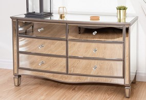 Elysee 6 Drawer Chest