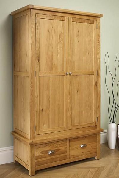 Woburn 2 Door 2 Drawer Robe