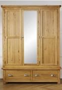 Woburn 3 Door Wardrobe