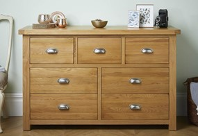 Woburn 4 + 3 Drawer Chest