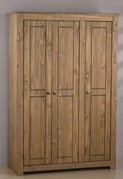 Santiago 3 Door Wardrobe