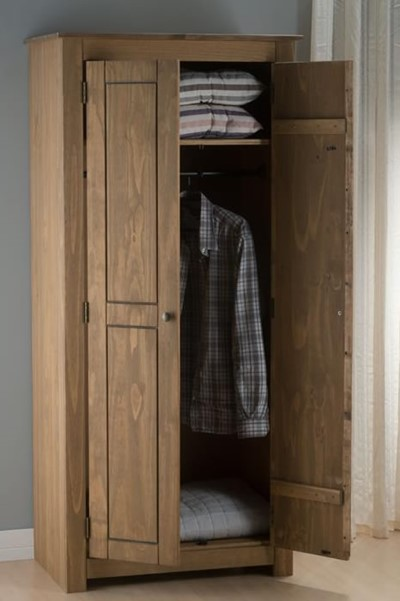 Santiago 2 Door Wardrobe