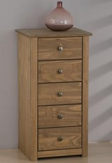Santiago 5 Drawer Chest