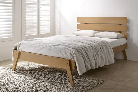 Hartford Wooden Bedframe