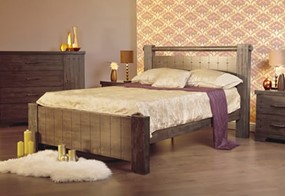 Churchill Wooden Bedframe