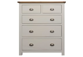 York Five Drawer Chest