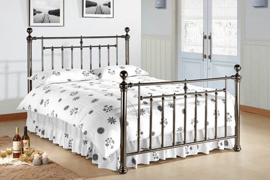 Alexander Metal Bed Frame