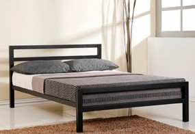 City Block Metal Bedframe