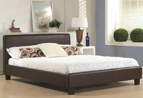 Hamburg Leather Bedframe