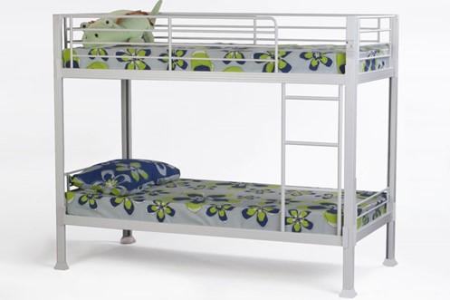 Boltless Metal Bunk Bed