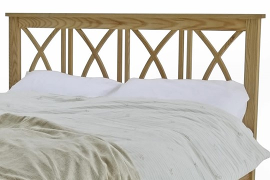 Ashby Solid Oak Bedframe