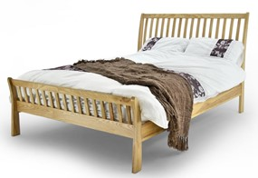Ashtone Solid Oak Bedframe