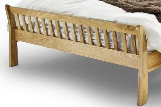 Ashtone Solid Oak Bedframe