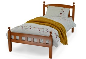 Flock Wooden Bedframe