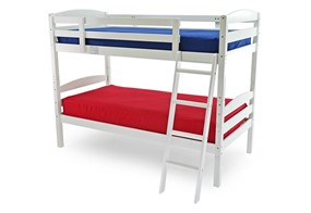 Mod Wooden Bunk Bed