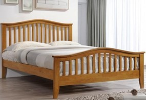Majestic Wooden Bedframe