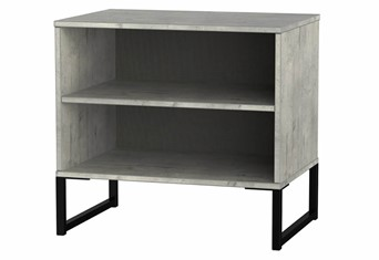 Diego Concrete Double Open Locker